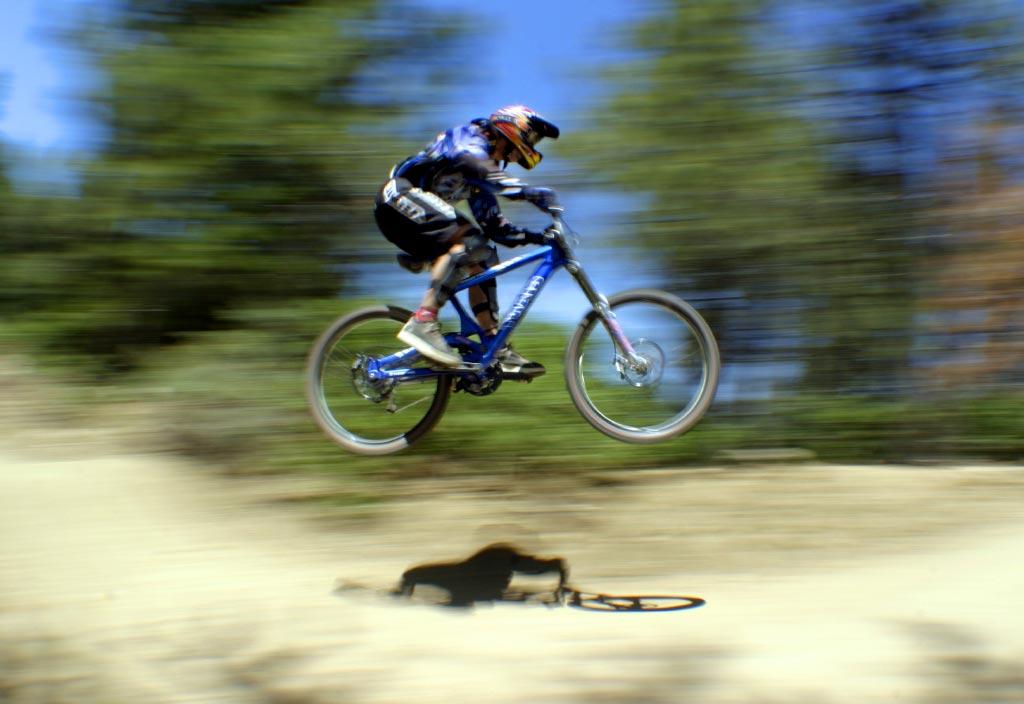 Cykelhopp